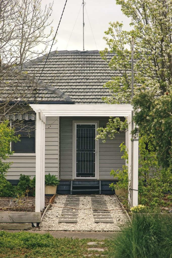 Image of a Melbourne family home